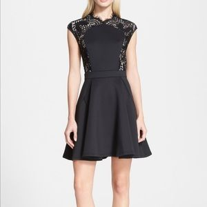 Ted Baker Vivace Fit and Flare Dress